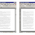 Compare two PDF documents